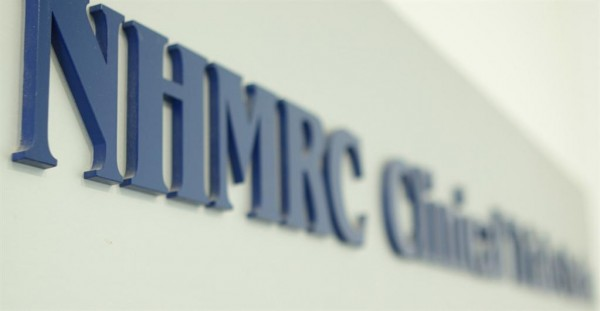 NHMRC SIGN SMALLer